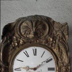 Relojes de pie: CABEZA DE RELOJ MOREZ. Lote 85635284