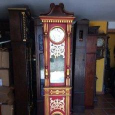 Relojes de pie: RELOJ DE PIE LENZKIRCH ( CON SEGUNDERO). Lote 89270756