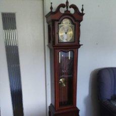 Relojes de pie: RELOJ FUNCIONANDO CON SONREÍA.. Lote 89521400