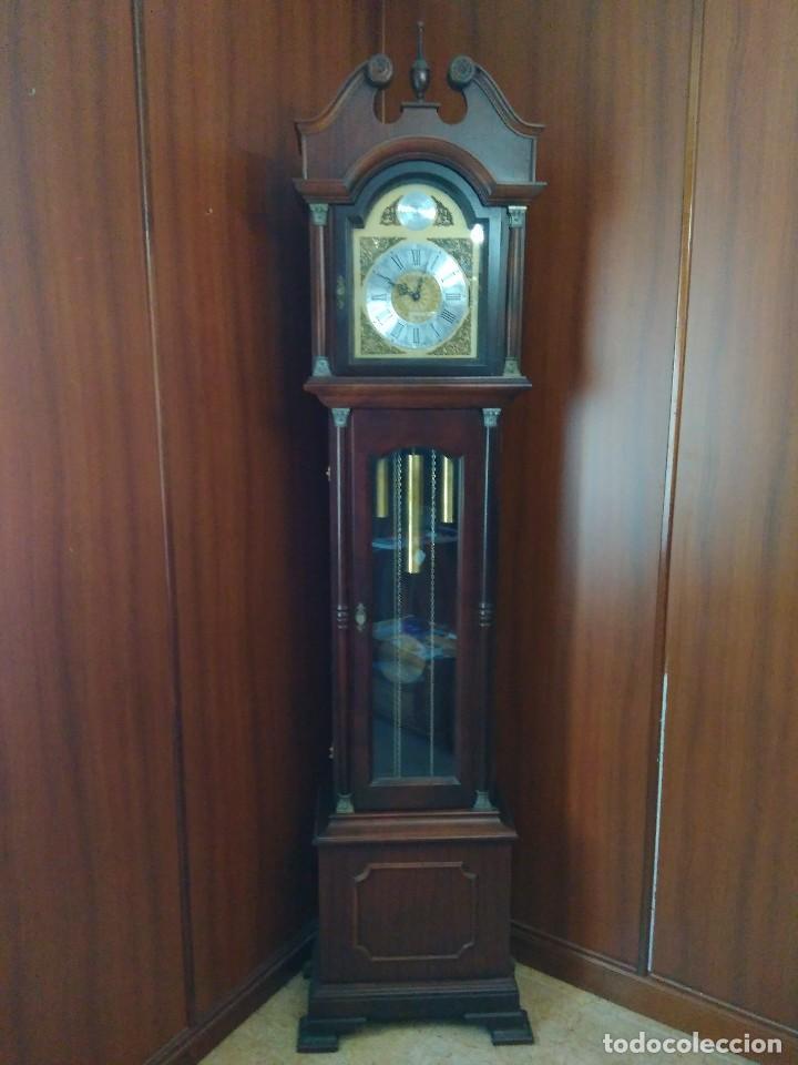 Relojes de pie: RELOJ PIE RADIANT, COMO NUEVO FUNCIONANDO PERFECTAMENTE - Foto 2 - 91761910