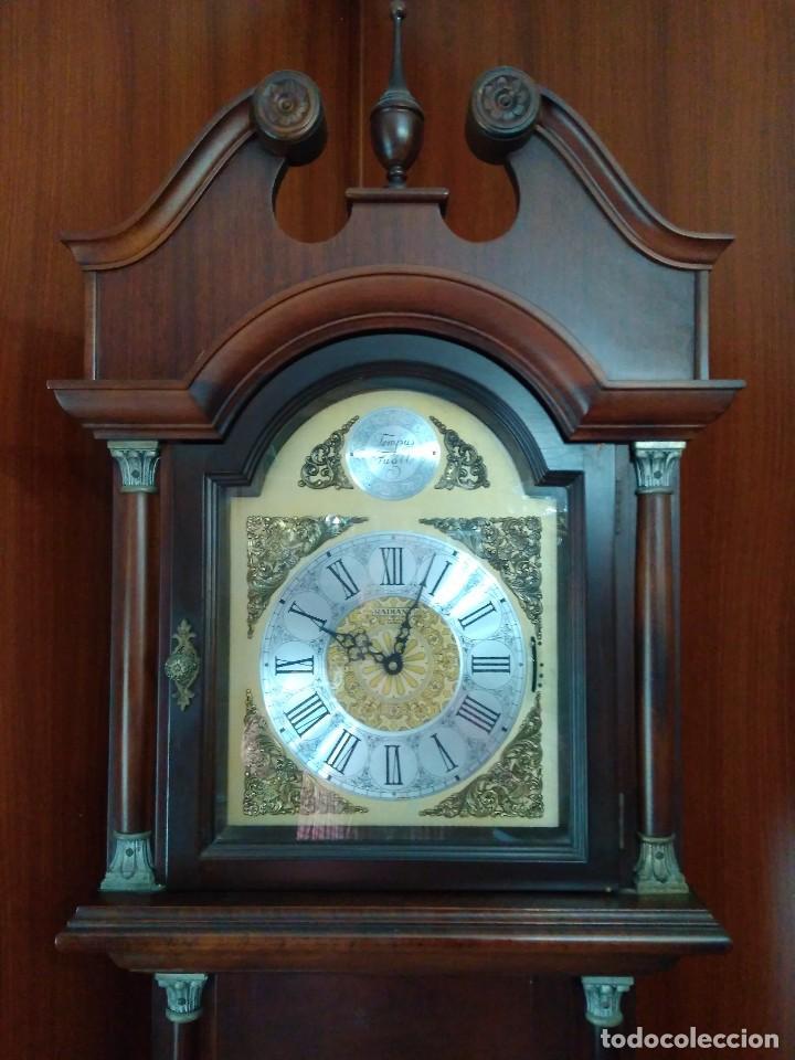 Relojes de pie: RELOJ PIE RADIANT, COMO NUEVO FUNCIONANDO PERFECTAMENTE - Foto 3 - 91761910