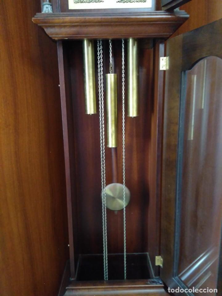 Relojes de pie: RELOJ PIE RADIANT, COMO NUEVO FUNCIONANDO PERFECTAMENTE - Foto 7 - 91761910