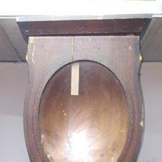 Relojes de pie: CAJA DE RELOJ DE PIE. MADERA DE PINO. POLICROMADA. ESPAÑA. SIGLO XIX.. Lote 104658450