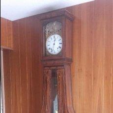 Relojes de pie: RELOJ MOREZ, FINES DEL XIX, BUEN ESTADO. Lote 94689003