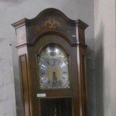 Relojes de pie: RELOJ DE PIE DE PÉNDULO DOS PUERTAS. Lote 95716275