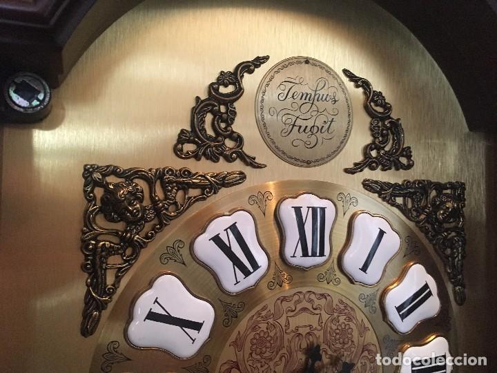 Relojes de pie: Reloj carrillón Tempus Fugit de cuerda manual - Foto 2 - 95747727