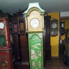 Relojes de pie: CAJA DE RELOJ DE PIE LENZKIRCH. Lote 97936059