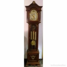 Relojes de pie: RELOJ PIE SALPER MEDIDAS 52 X 30 X 208. Lote 98038083