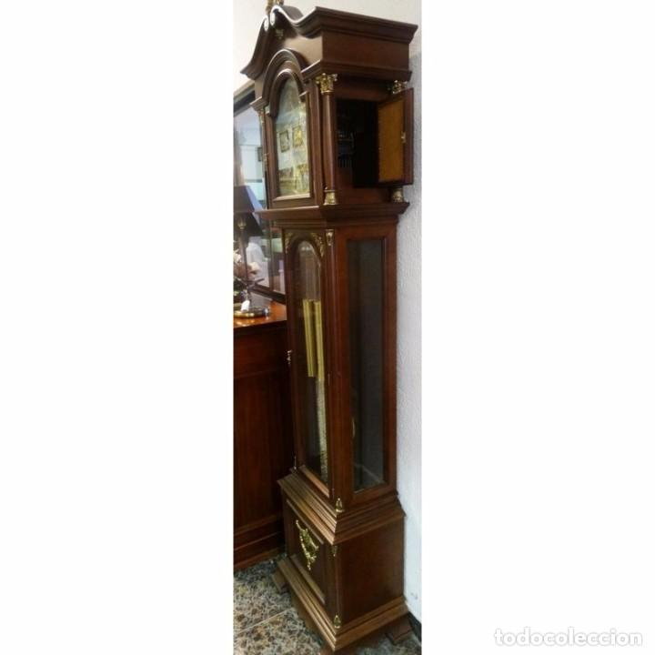 Relojes de pie: RELOJ PIE SALPER MEDIDAS 52 X 30 X 208 - Foto 2 - 98038083