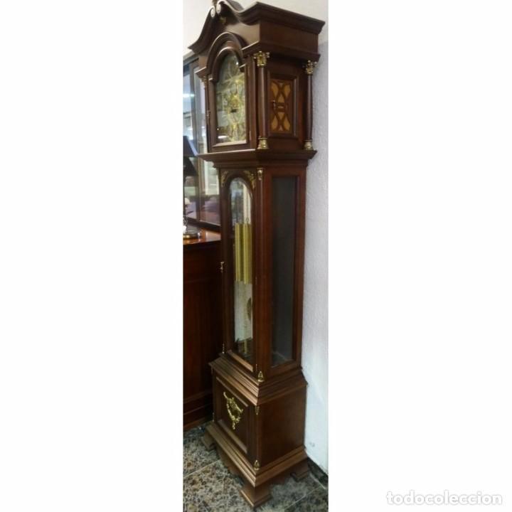 Relojes de pie: RELOJ PIE SALPER MEDIDAS 52 X 30 X 208 - Foto 3 - 98038083