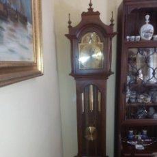 Relojes de pie: RELOJ PIÉ CARRILLÓN CARGA MANUAL. Lote 98715811