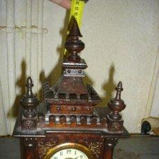 Relojes de pie: MUY BONITO RELOJ DE MESA DESPERTADOR. Lote 98867551