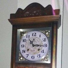 Relojes de pie: RELOJ DE PARED 31 DAY. Lote 101183507