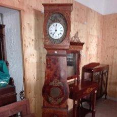 Relojes de pie: RELOJ ANTESALA FRANCES, MAQUINA MOREZ. Lote 104770007