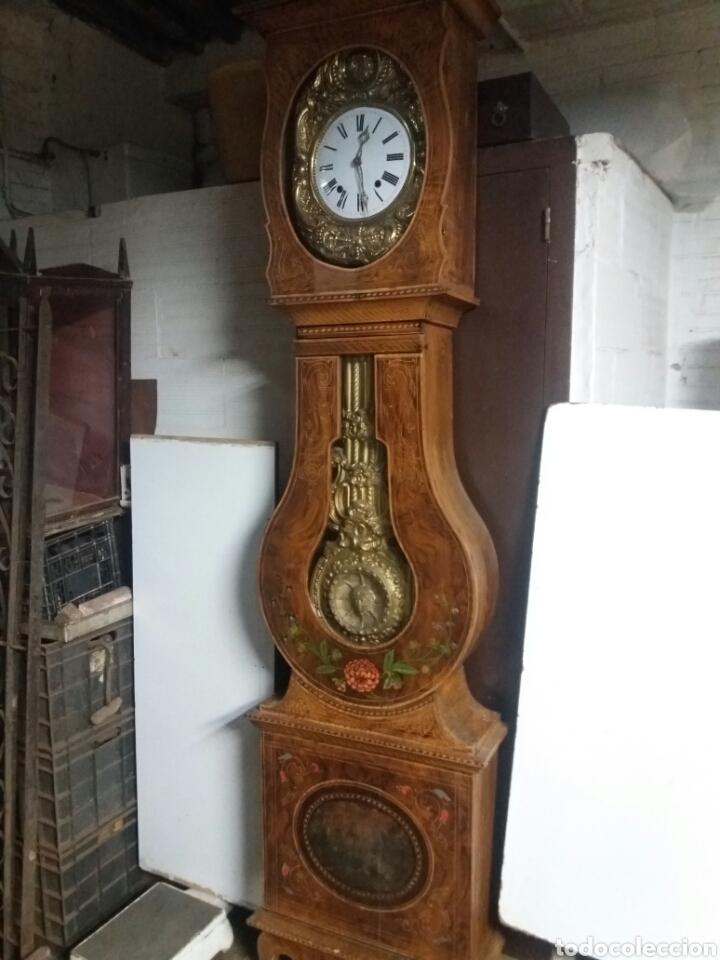 RELOJ MOREZ (Relojes - Pie Carga Manual)