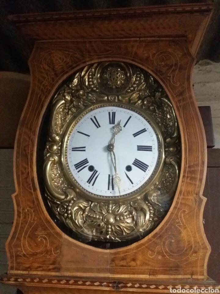 Relojes de pie: Reloj morez - Foto 5 - 104960542