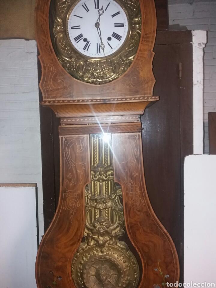 Relojes de pie: Reloj morez - Foto 6 - 104960542