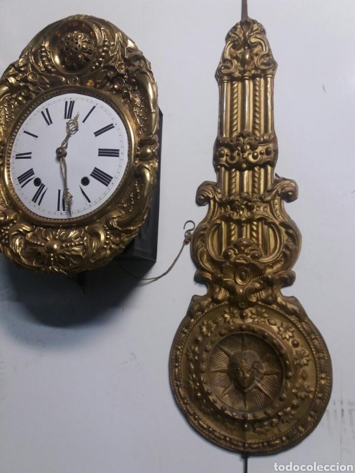 Relojes de pie: Reloj morez - Foto 11 - 104960542