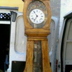 Relojes de pie: EXTRAORDINARIO MORET CON MUEBLE SIGLO XLX. Lote 105686440
