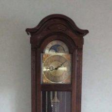 Relojes de pie: RELOJ VINTAGE DE PIE DE CARGA MANUAL. 1970 - 1980 (BRD). Lote 106799075