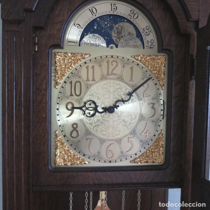 Relojes de pie: Reloj vintage de pie de carga manual. 1970 - 1980 (BRD) - Foto 2 - 106799075