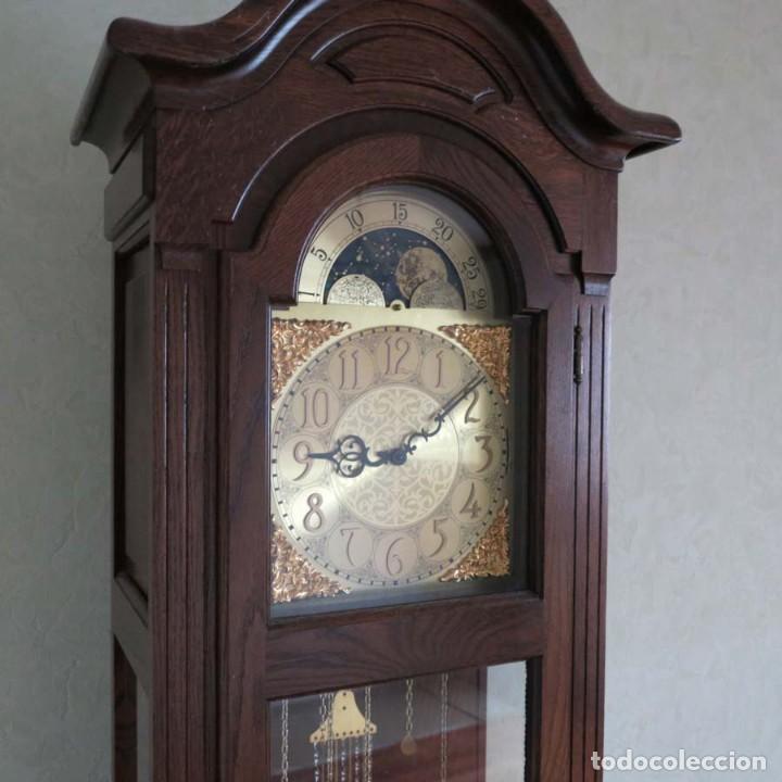Relojes de pie: Reloj vintage de pie de carga manual. 1970 - 1980 (BRD) - Foto 3 - 106799075