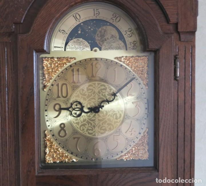 Relojes de pie: Reloj vintage de pie de carga manual. 1970 - 1980 (BRD) - Foto 4 - 106799075