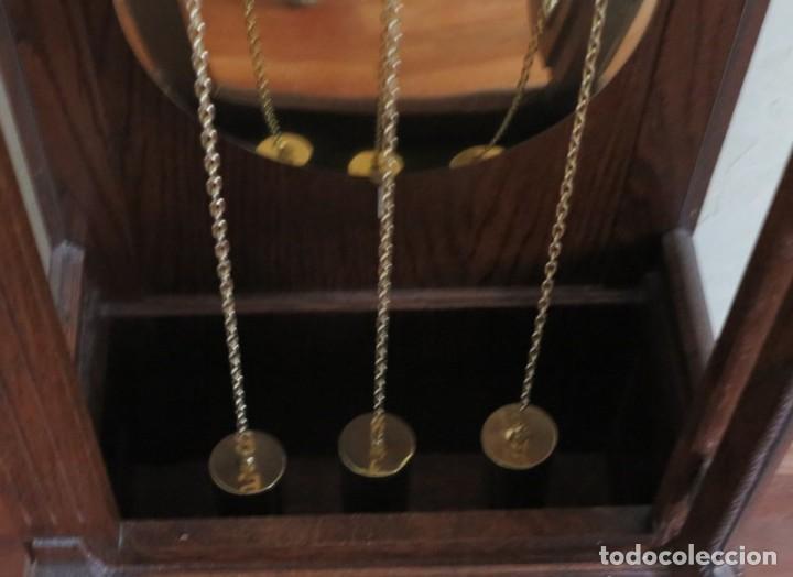 Relojes de pie: Reloj vintage de pie de carga manual. 1970 - 1980 (BRD) - Foto 6 - 106799075