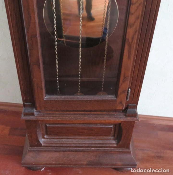 Relojes de pie: Reloj vintage de pie de carga manual. 1970 - 1980 (BRD) - Foto 7 - 106799075