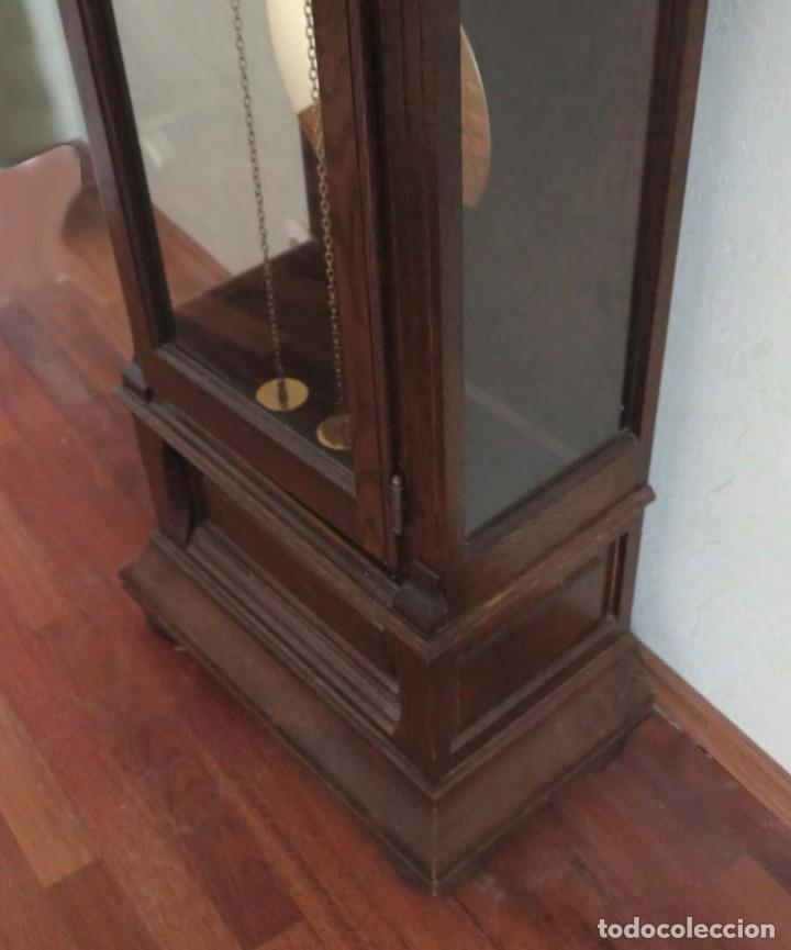 Relojes de pie: Reloj vintage de pie de carga manual. 1970 - 1980 (BRD) - Foto 8 - 106799075