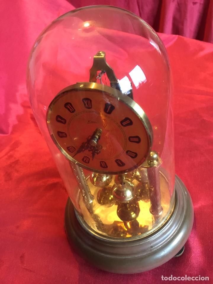 Relojes de pie: Maravilloso reloj alemán antiguo (ver fotos) - Foto 2 - 107640683