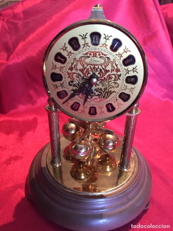 Relojes de pie: Maravilloso reloj alemán antiguo (ver fotos) - Foto 3 - 107640683