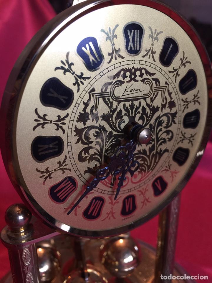 Relojes de pie: Maravilloso reloj alemán antiguo (ver fotos) - Foto 4 - 107640683
