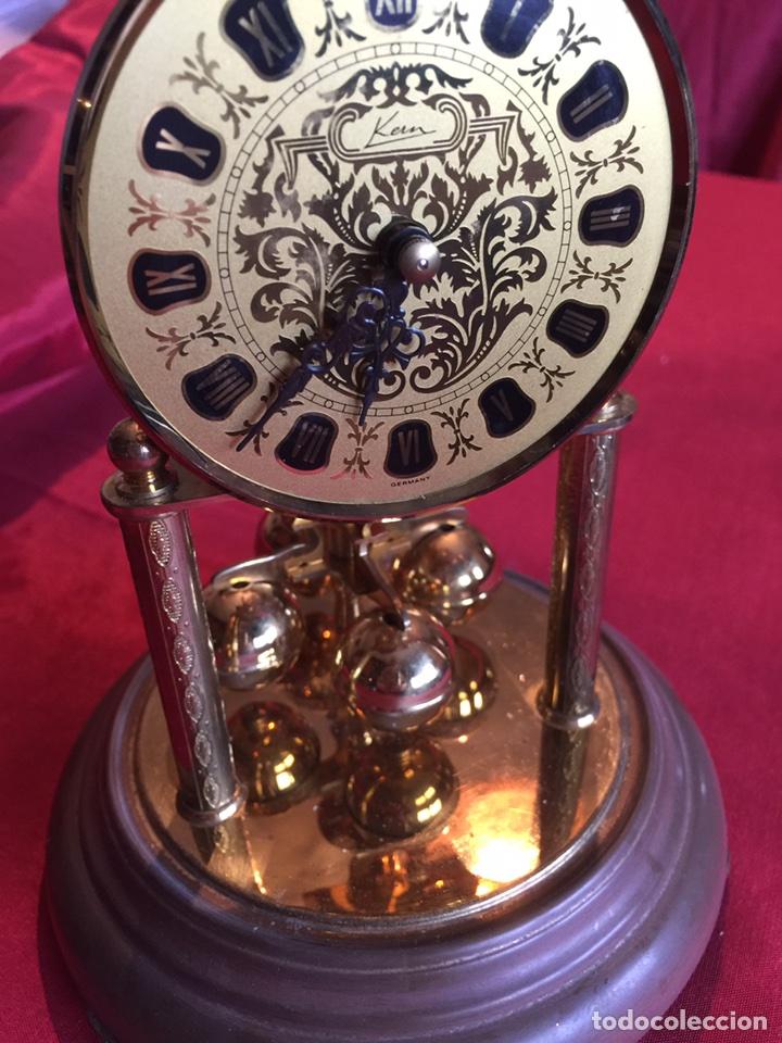 Relojes de pie: Maravilloso reloj alemán antiguo (ver fotos) - Foto 5 - 107640683