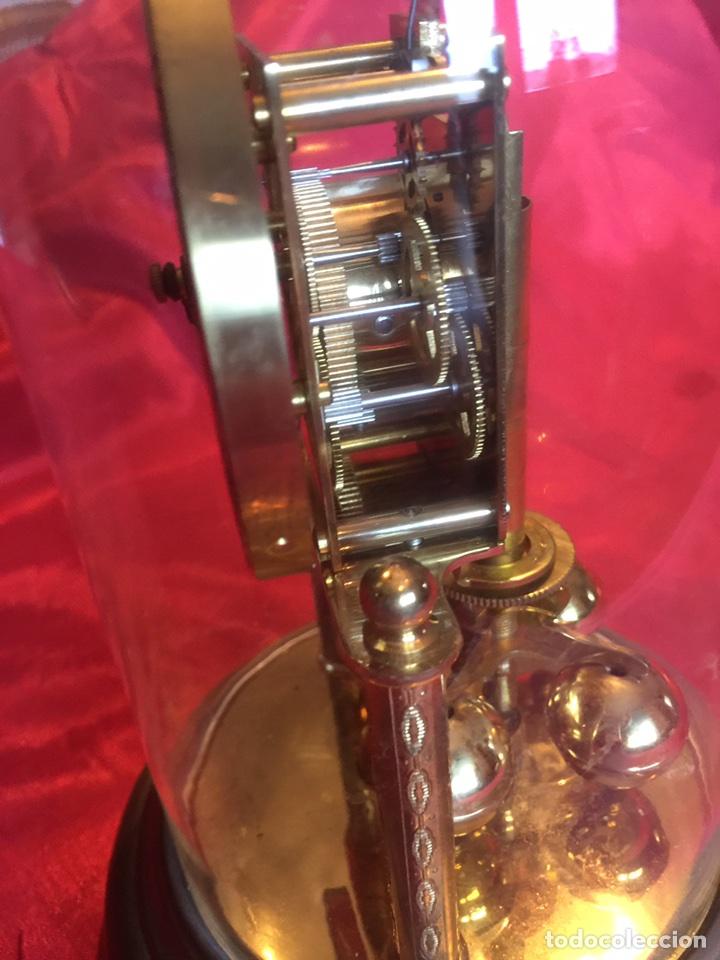 Relojes de pie: Maravilloso reloj alemán antiguo (ver fotos) - Foto 8 - 107640683