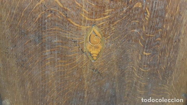 Relojes de pie: RELOJ DE PIE. MUEBLE DE CAOBA Y ROBLE. JOHN CALCOTT. INGLATERRA. SIGLO XVIII-XIX. - Foto 23 - 109270551