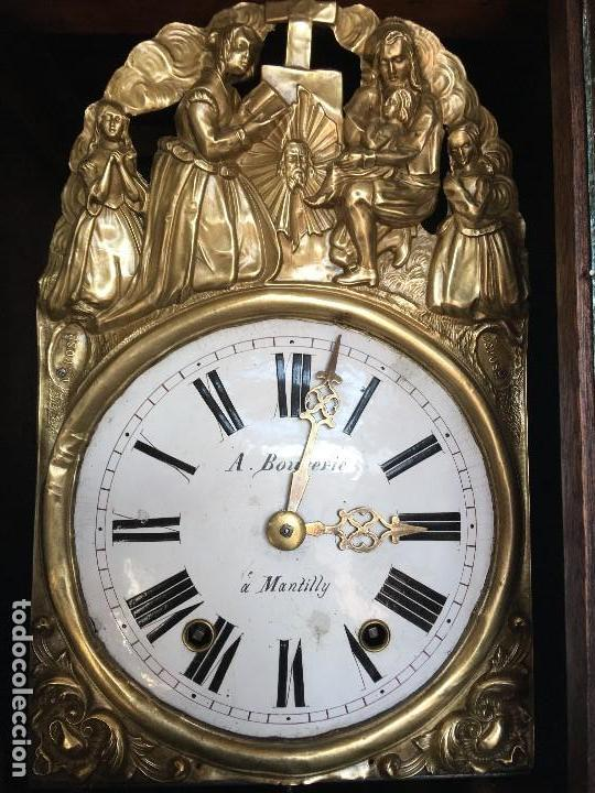 Relojes de pie: RELOJ DE PIE MOREZ - Foto 5 - 113187387