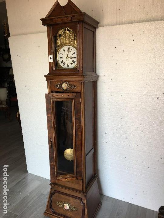 Relojes de pie: RELOJ DE PIE MOREZ - Foto 6 - 113187387