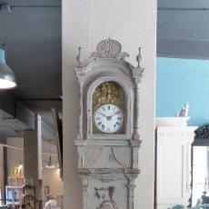 Relojes de pie: RELOJ DE PIE DEL SIGLO XIX. Lote 115104659