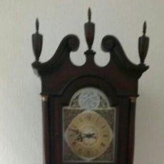 Relojes de pie: ANTIGUO RELOJ TEMPUS FUGIT. Lote 115260375