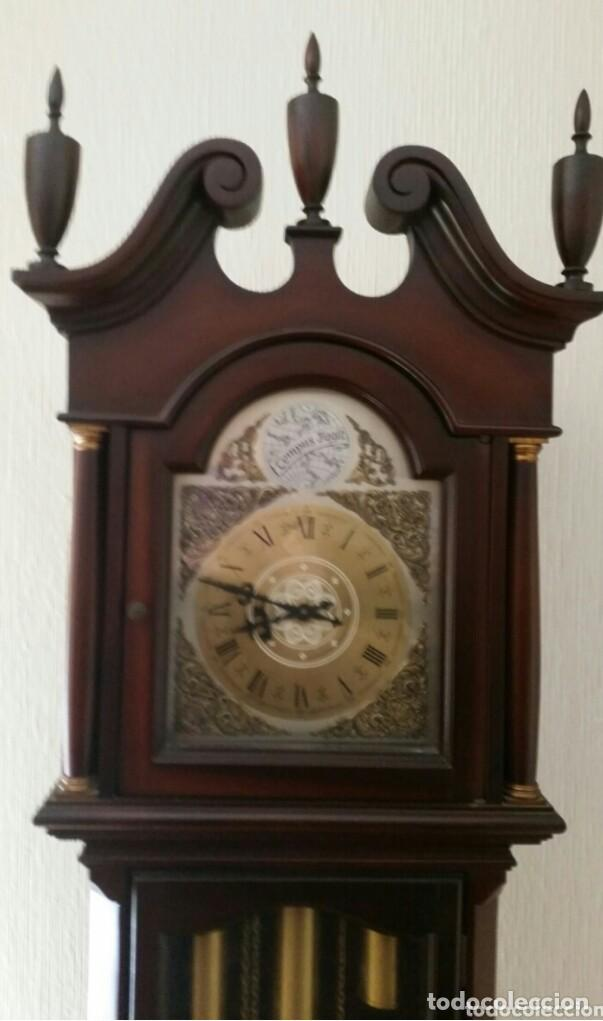 Relojes de pie: ANTIGUO RELOJ TEMPUS FUGIT - Foto 2 - 115260375