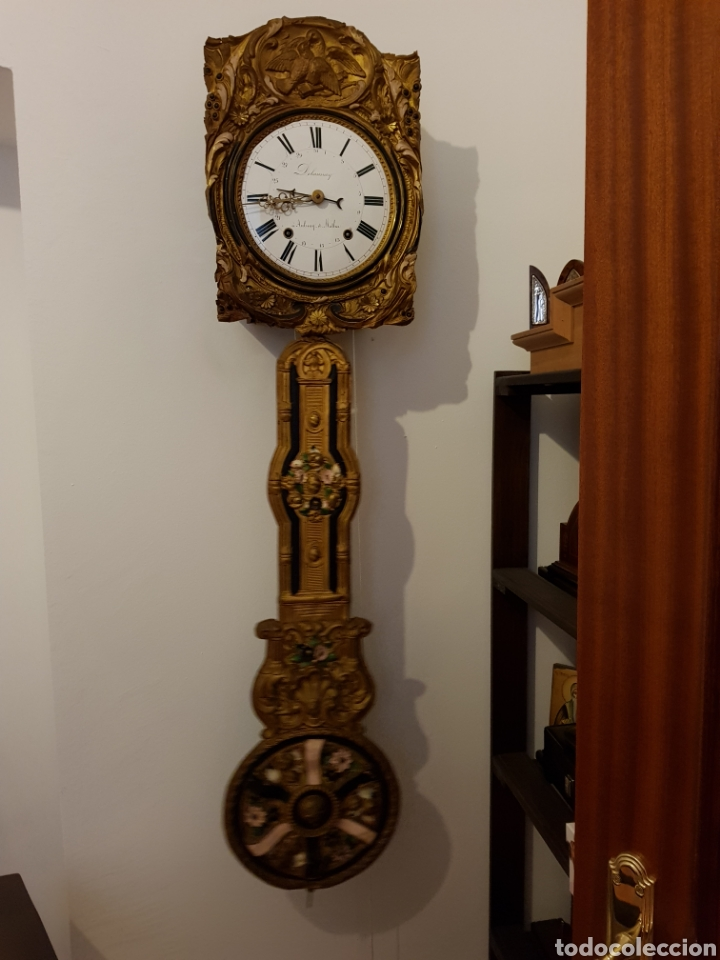 Relojes de pie: Reloj - Foto 3 - 116145710