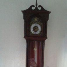 Relojes de pie: RELOJ DE PIE VINTAGE SAYA. Lote 117265787