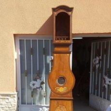 Relojes de pie: CAJA DE RELOJ ANTIGUA RESTAURADA. Lote 118423487