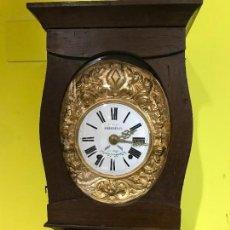 Relojes de pie: ANTIGUO RELOJ DE PIE. MAQUINAR MOREZ. SIGLO XIX. Lote 113379515