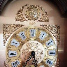 Relojes de pie: RELOJ DE CARRILLON DE ANTESALA. Lote 126453155