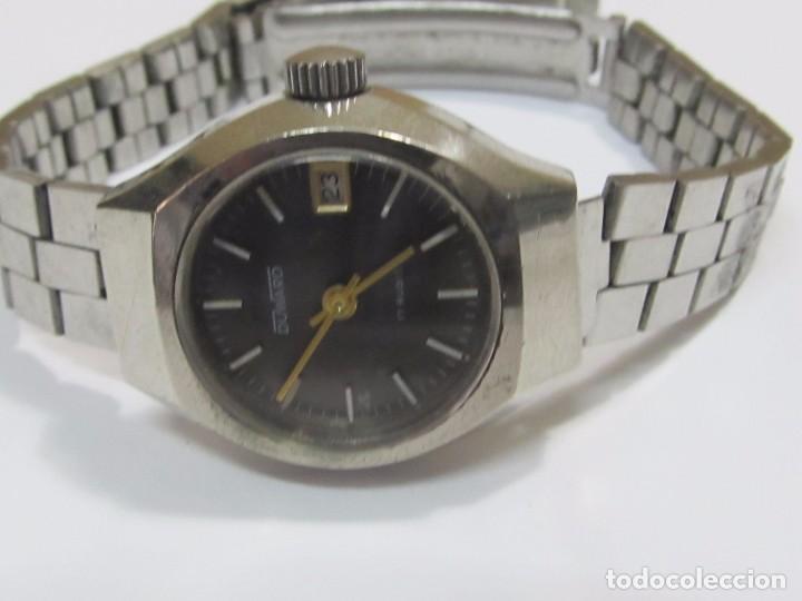 Relojes de pie: RELOJ DUWARD DE CARGA MANUAL, 17 RUBIS - Foto 4 - 126487747