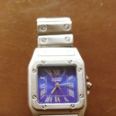 Relógios de pé: RELOJ DE SEÑORA DE CUARZO. Lote 126673511
