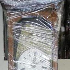 Relojes de pie: RELOJ MORE CON SU CAJA DE MARQUETERÍA. Lote 127739731