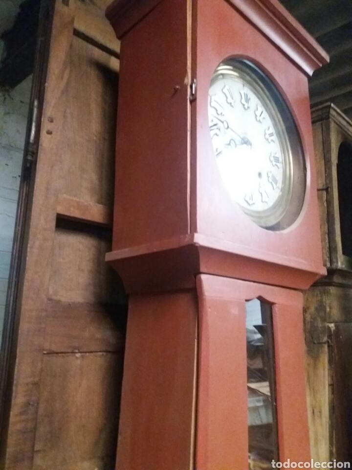 Relojes de pie: Reloj Morez de 4 campanas - Foto 5 - 127858168